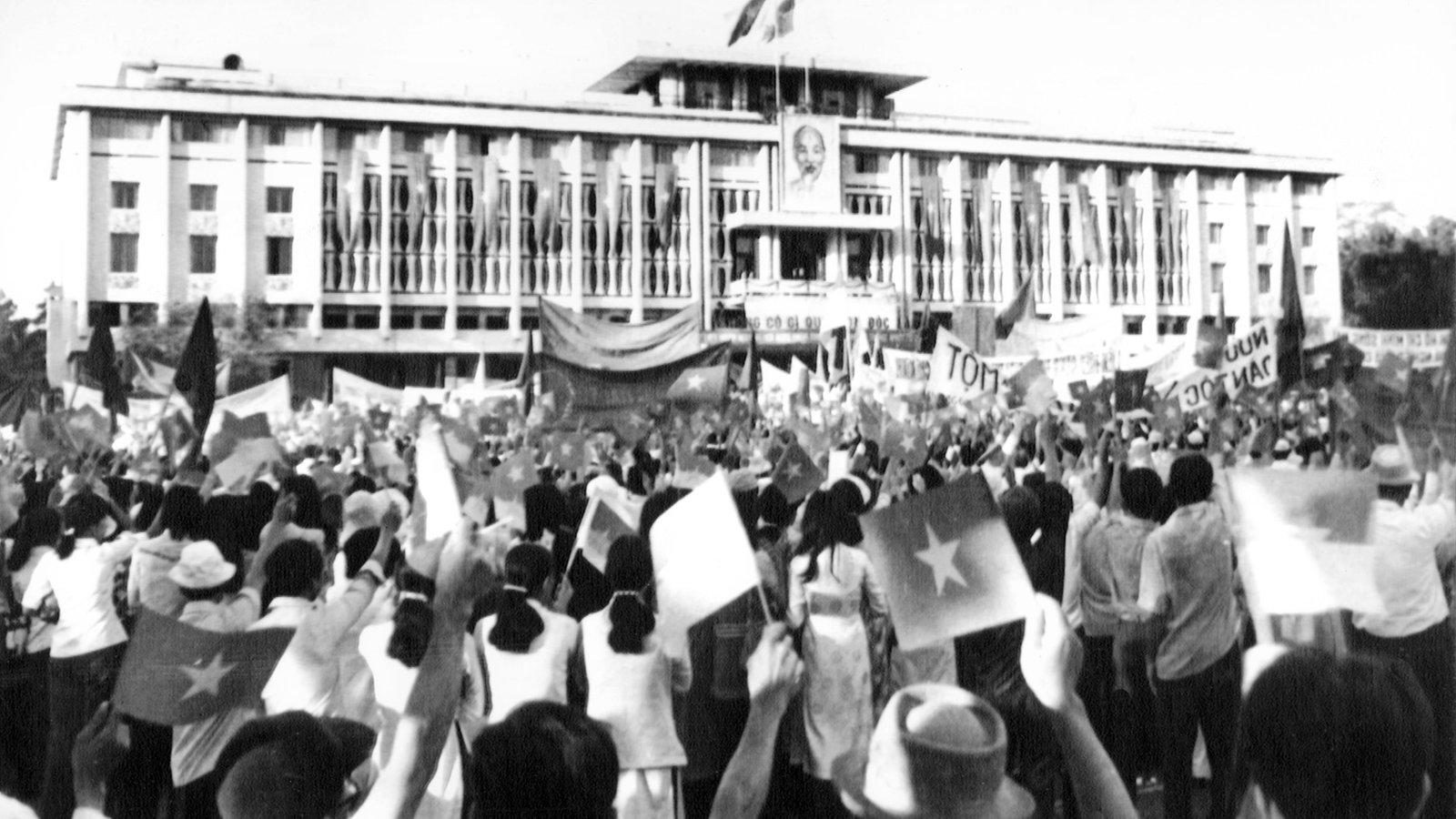 Vietnam Wiedervereinigung