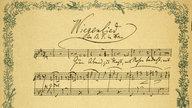 Wiegenlied, op. 49 Nr. 4 Text aus Des Knaben Wunderhorn; entstanden 1859/68