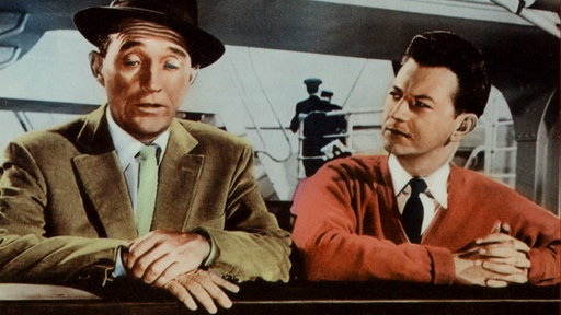 "Bing Crosby in Verfilmung von ""Anything Goes"""