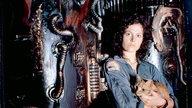"""Sigourney Weaver, Hauptdarstellerin im Science-Fiction """"Alien"""""""