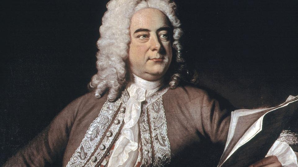 Georg Friedrich Händel Handel - John Scott - Music For St Paul's