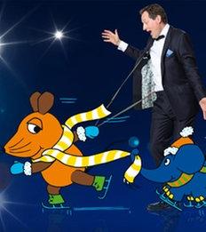 Eckart, die Maus und der Elefant.; Rechte: WDR