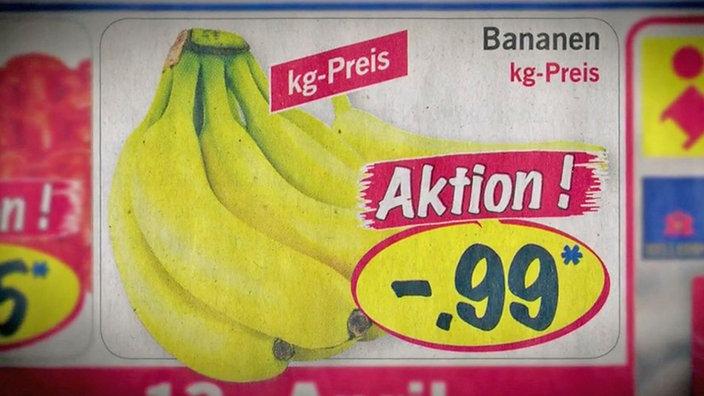 bananen werbung