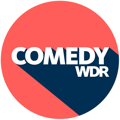 Logo Social Media Button: Comedy WDR