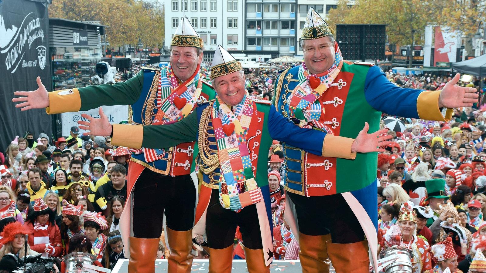 Gürzenich Köln Karneval 2021