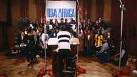 "Quincy Jones und ""USA for Africa"""