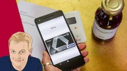 Haste mal 'n Handy? Google Pay und Co.