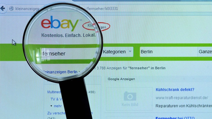 Ebay.De Klein