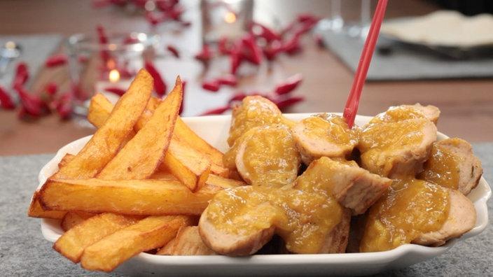 Die Rezepte zur Folge 3: Mango-Currywurst mit hausgemachter ...