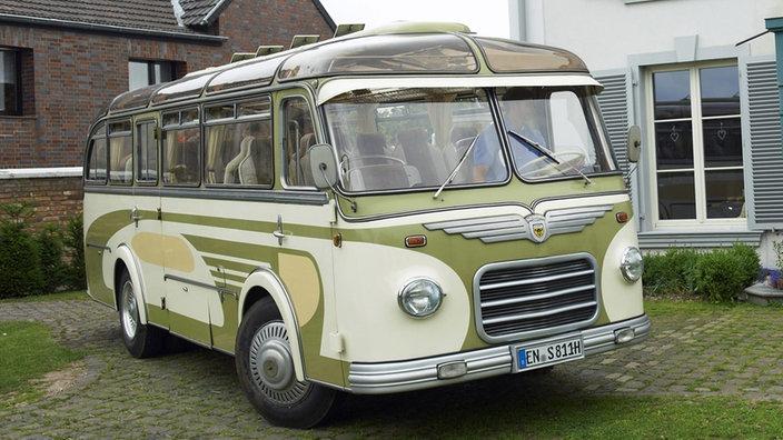 unser oldtimer bus land und lecker fernsehen wdr. Black Bedroom Furniture Sets. Home Design Ideas