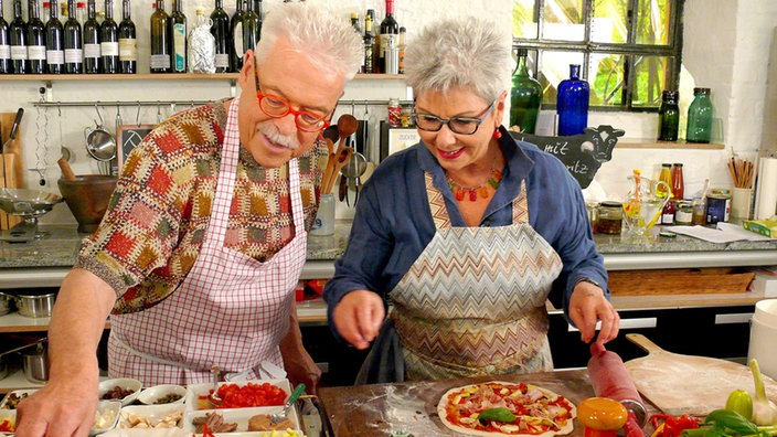 Wdr Kochen Mit Martina Und Moritz Pizza