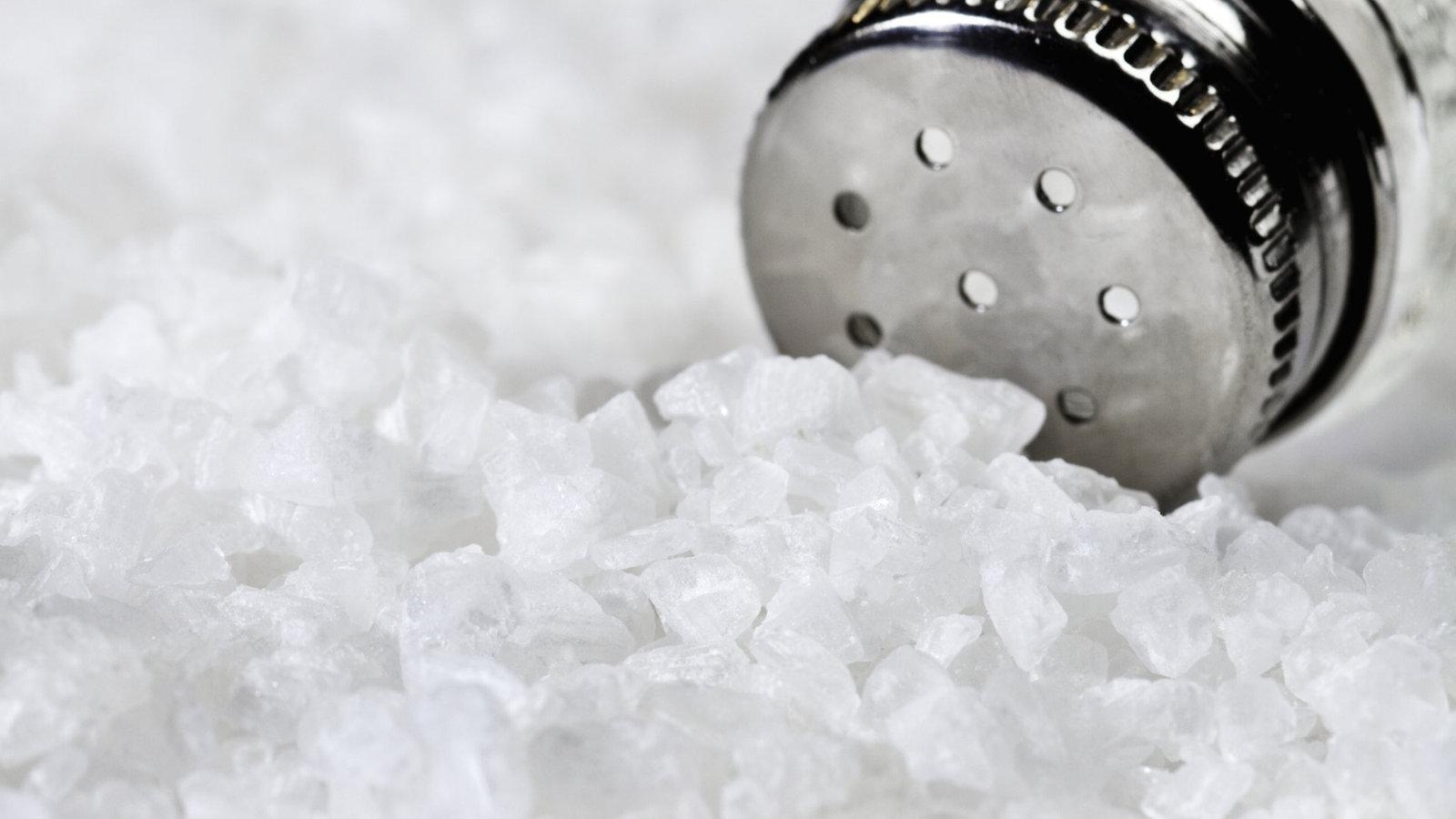 Wetter Salz