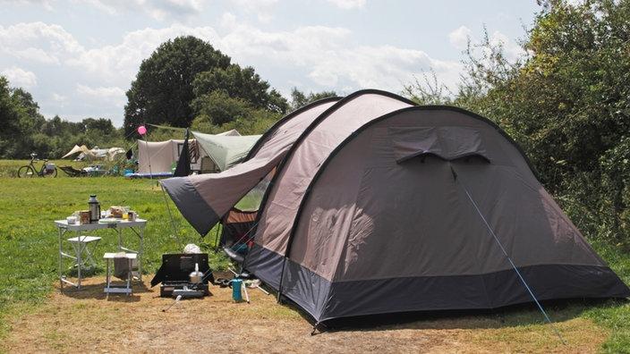 Camping Ausrustung Was Braucht Man Wirklich
