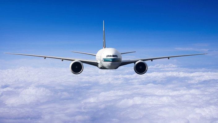 Flugzeug Landen Spiel