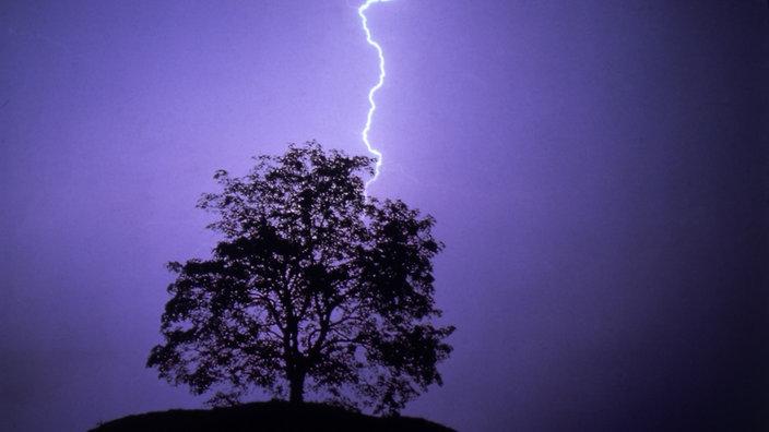 Im Zelt Vor Blitz Geschützt : Wie verhält man sich bei unwettern freizeit