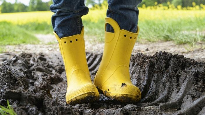 separation shoes 61c23 d517e Schadstoffe in sechs von neun Stiefeln - Freizeit ...