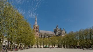 St.-Johannes Kathedrale, s'-Hertogenbosch in Holland