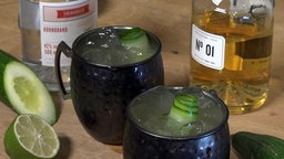 Nics Drinks: NRW Mule