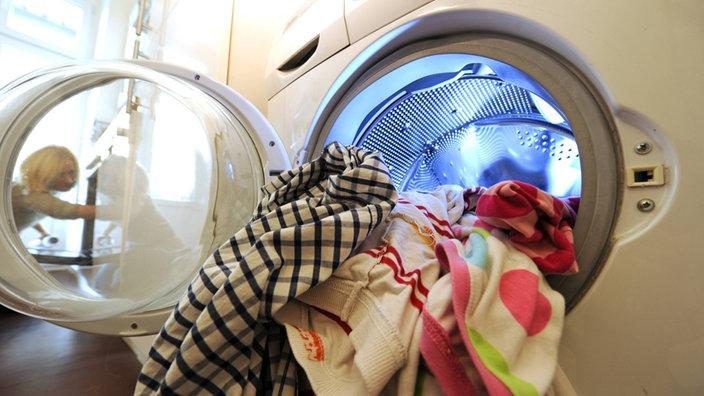 Waschhinweise So Wird Die Wäsche Unfallfrei Sauber Freizeit