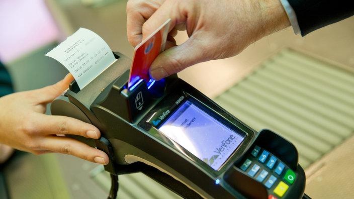 ec karte bezahlen