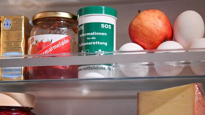 Kühlschrank Xl : Notfalldose im kühlschrank kann leben retten gesundheit
