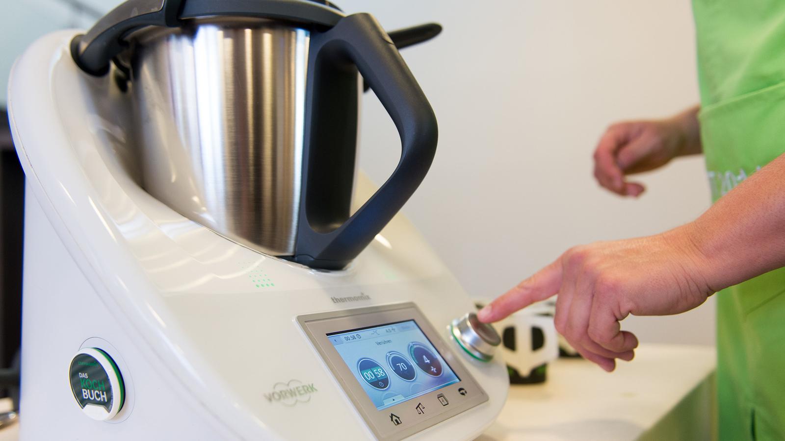 Thermomix gegen Discounter-Küchenmaschine