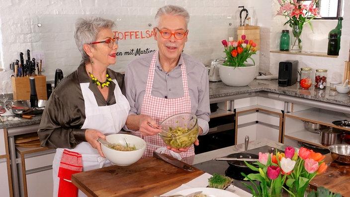 Martina Und Moritz Schwäbische Küche
