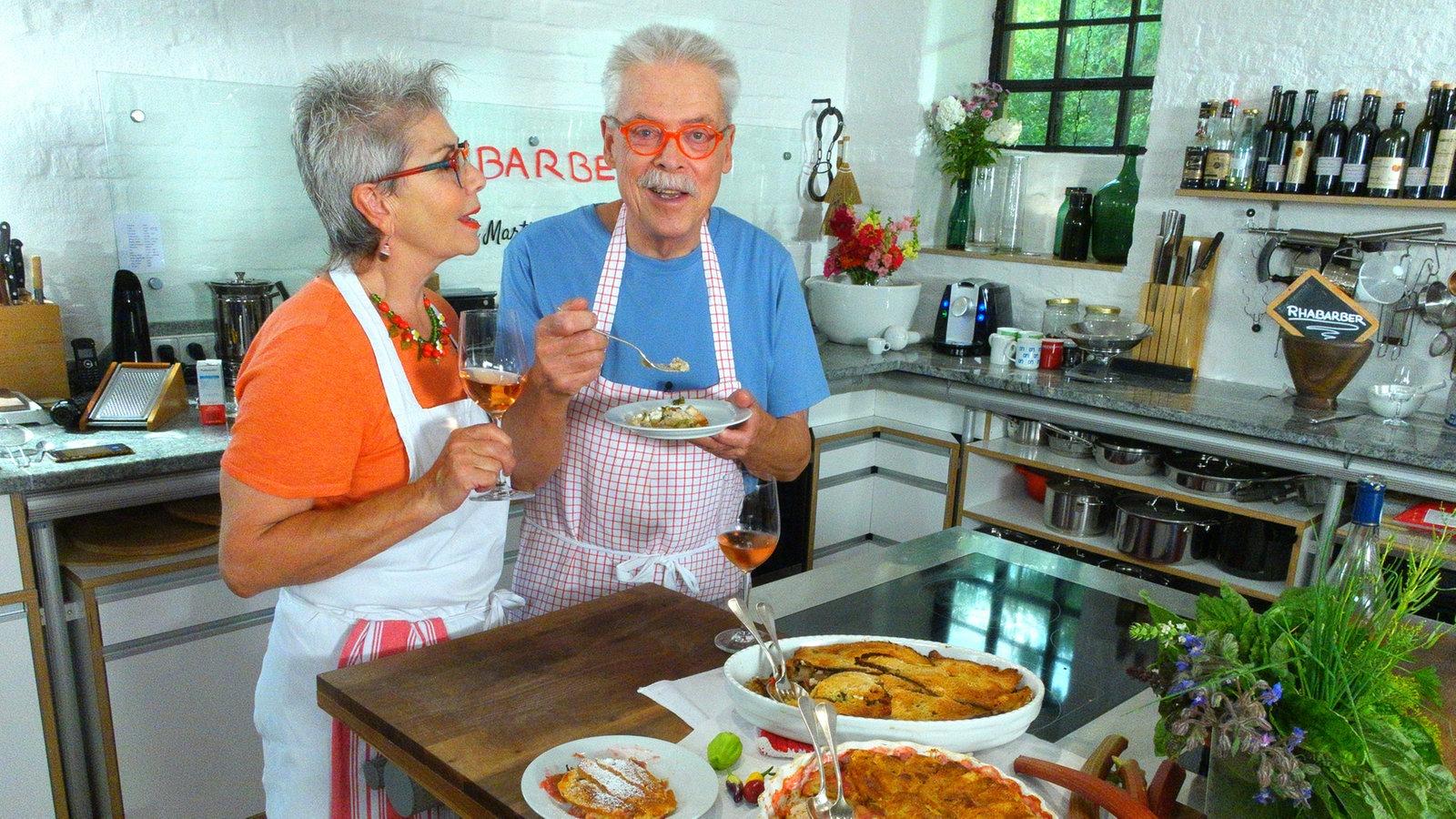 Fabelhaft Rhabarber: Das Obst, das eigentlich ein Gemüse ist - Martina &KR_97