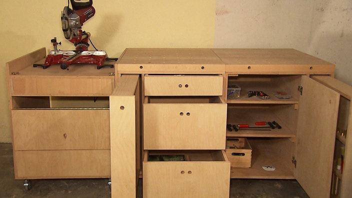 hogr fer packt s an werkbank freizeit verbraucher wdr. Black Bedroom Furniture Sets. Home Design Ideas