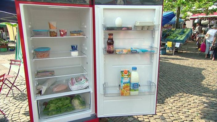 Kühlschrank Xl : Küchenkönig kühlschrank u sparsam sauber und alles frisch