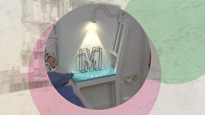 video nachttischchen aus altem stuhl servicezeit sendungen a z video mediathek wdr. Black Bedroom Furniture Sets. Home Design Ideas