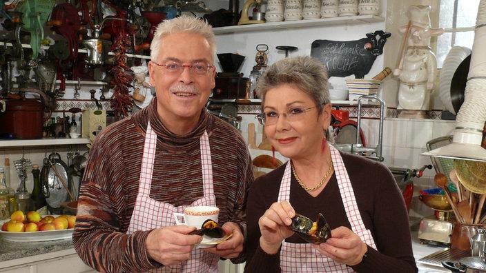 Dafür stehen wir - Kochen mit Martina und Moritz