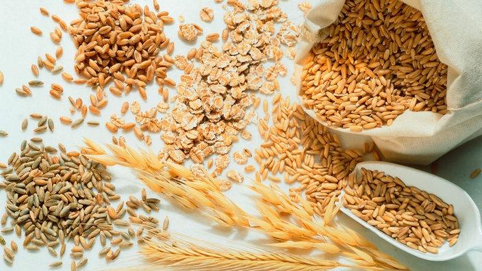 Getreide: Warenkunde - Lebensmittel - Gesellschaft ...