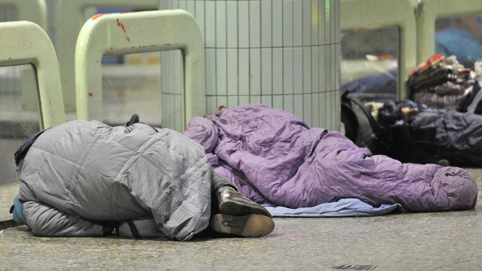 Nach Beschwerden von Anwohnern: 265 Knöllchen für Obdachlose