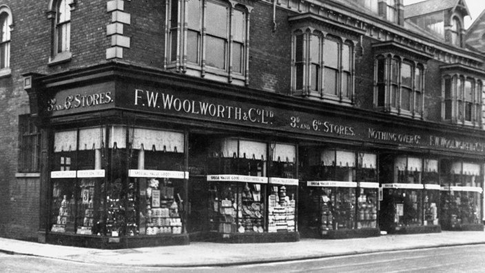 Woolworth-Store