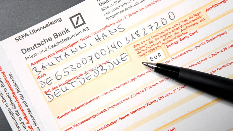 Pannen im Geldverkehr, Bei Überweisungen kann viel schiefgehen - Archiv -  WDR