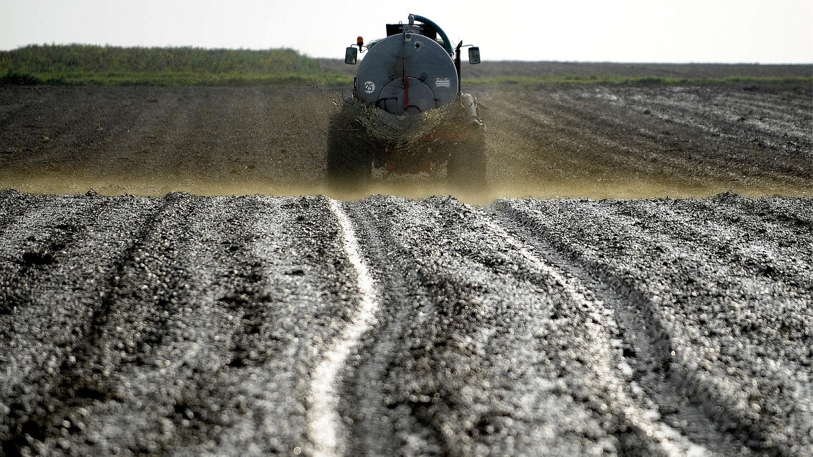 Feinstaub Landwirtschaft