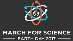"Logo ""March for Science"""