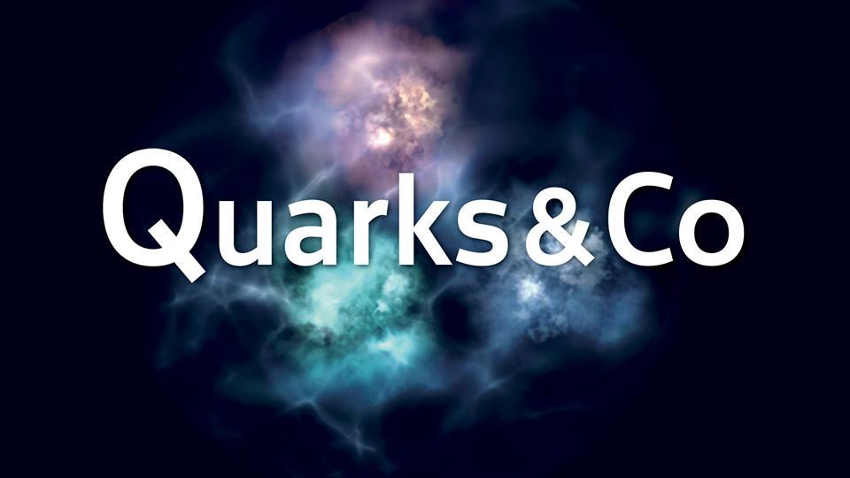 Logo der Sendung Quarks & Co