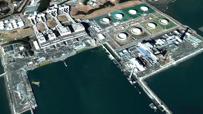 Fukushima Meer