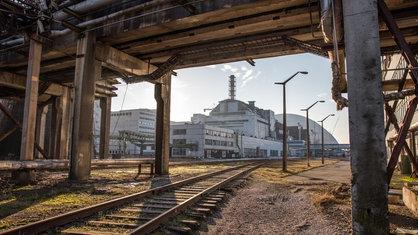 Das Kernkraftwerk Tschernobyl