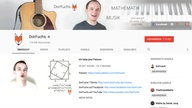 "Screenshot des Youtube-Tutorials ""DorFuchs"""