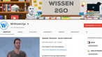 "Screenshot des Youtube-Tutorials ""Wissent2go"""