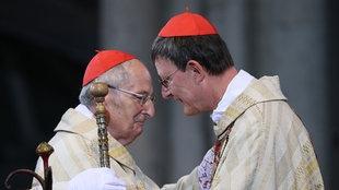 Kardinal Woelki und Kardinal Meisner
